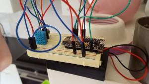 battery powered nodemcu