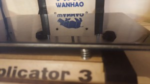 3D printer HBP haarlak