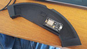 Roomba with ESp8266 nodemcu
