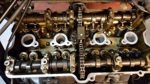 Suzuki GSX600f valve cam chain