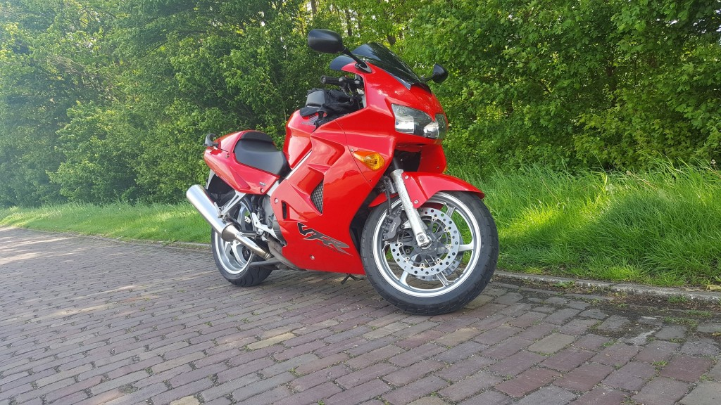 Honda VFR800Fi