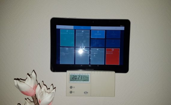 Galaxy tab 10.1 wall mount