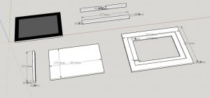 tab 10.1 wallmount